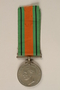 Defence Medal issued for service in the British Army during World War II