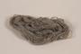 Gray darning thread