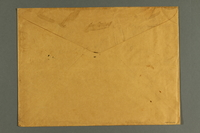 1988.42.60 a back Envelope with Treasury Department War Savings Staff label  Click to enlarge