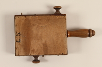 2000.530.4 back Baia Mare Synagogue auction price box  Click to enlarge