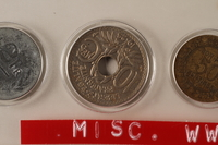 1988.106.1.2 front France, 10 centimes coin  Click to enlarge