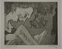 Plate 22, Herbert Sandberg series, Der Weg: young man enjoying a humor magazine