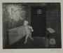 Plate 42, Herbert Sandberg series, Der Weg: prisoner with a vision of Lenin