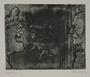 Plate 44, Herbert Sandberg series, Der Weg: closeup of a guard yelling at a new prisoner