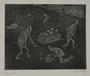 Plate 45, Herbert Sandberg series, Der Weg: uniformed inmates carrying rocks
