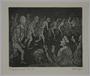 Plate 52, Herbert Sandberg series, Der Weg: current inmates watch the new ones walk by