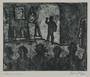Plate 55, Herbert Sandberg series, Der Weg: memorial service for Ernst Thalmann (1886-1944)