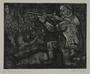 Plate 59, Herbert Sandberg series, Der Weg: resistance fighter takes aim
