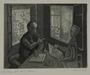 Plate 68, Herbert Sandberg series, Der Weg: the artist and editor in a magazine's office