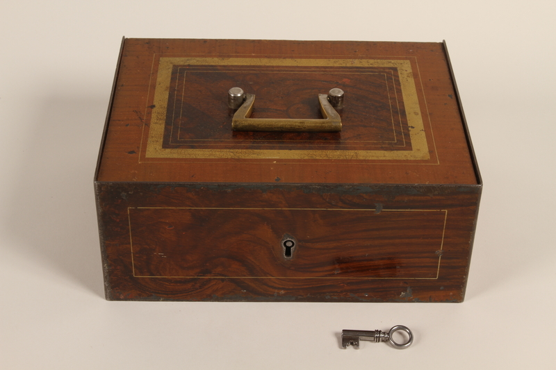 1992.45.4_a-b front Strongbox
