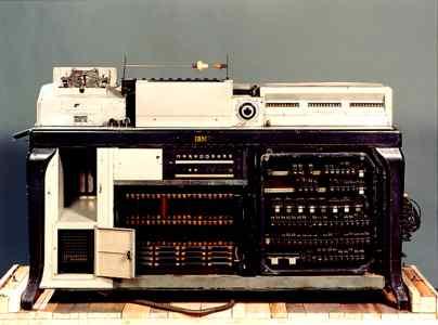 Technisches Museum Dresden Collection Image, 1990.48.1 Dehomag [Deutsche Hollerith Maschinen] D11 tabulator