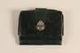 Green handkerchief case used by a German Jewish emigre