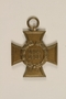 Honor Cross of the World War 1914/1918 non-combatant veteran service medal awarded to a German Jewish soldier