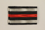 Honor Cross of the World War 1914/1918 ribbon awarded to a German Jewish soldier