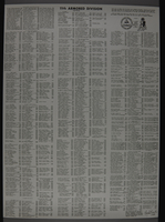 1989.324.6 front 2-sided poster of US Army 11th Armored Division campaigns designed by a unit veteran  Click to enlarge