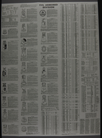 1989.324.8 back 2-sided commemorative poster, 11th Armored Division, US Army, owned by a unit veteran  Click to enlarge