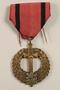 Pametni Medaile Ceskoslovenska Armada V Zahranici (Czechoslovak Army Abroad) medal awarded to a Czech Jewish soldier