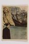 Cigarette card depicting Hitler at Lake Konigssee