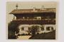 Cigarette card with image of Berghof, Hitler's Bavarian retreat