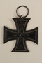 World War I Iron Cross medal that belonged to a Jewish veteran and concentration camp inmate