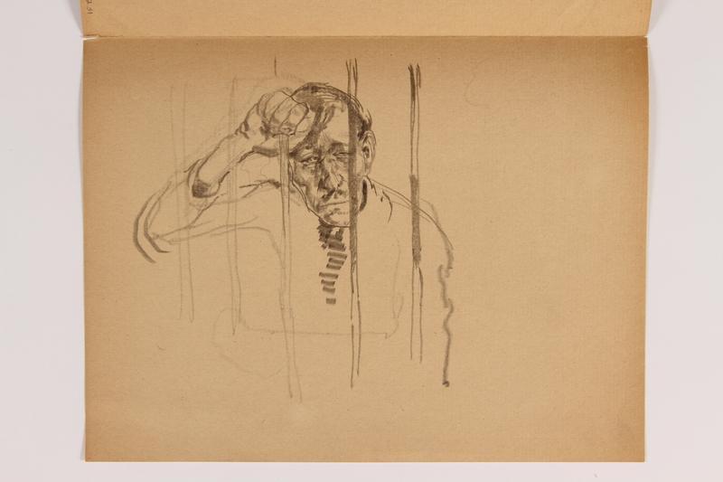 2010.502.54 front Pencil sketch