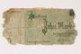 Lodz (Litzmannstadt) ghetto scrip, 10 mark note