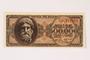 German issued Greek currency, 500,000 Drachmai note