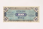 Allied Military currency for Germany, 50 mark note