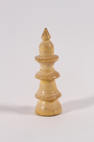 2015.312.3 p front Nekvasil portable chess set used by an Austrian Jewish refugee  Click to enlarge