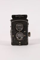2015.483.1 a front Rolleiflex camera taken by an American soldier  Click to enlarge