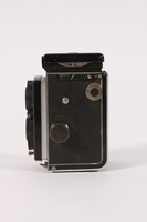 2015.483.1 a left Rolleiflex camera taken by an American soldier  Click to enlarge