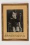 Framed photograph of Izy Rosenblat's son, Max Rosenblat