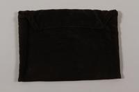 2015.365.10 back Tallit bag carried by a Kindertransport refugee  Click to enlarge