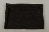 2015.365.10 side b Tallit bag carried by a Kindertransport refugee  Click to enlarge