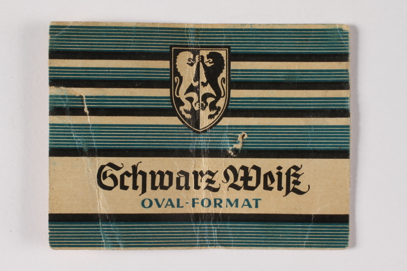 1995.A.0217.2a front Identification card