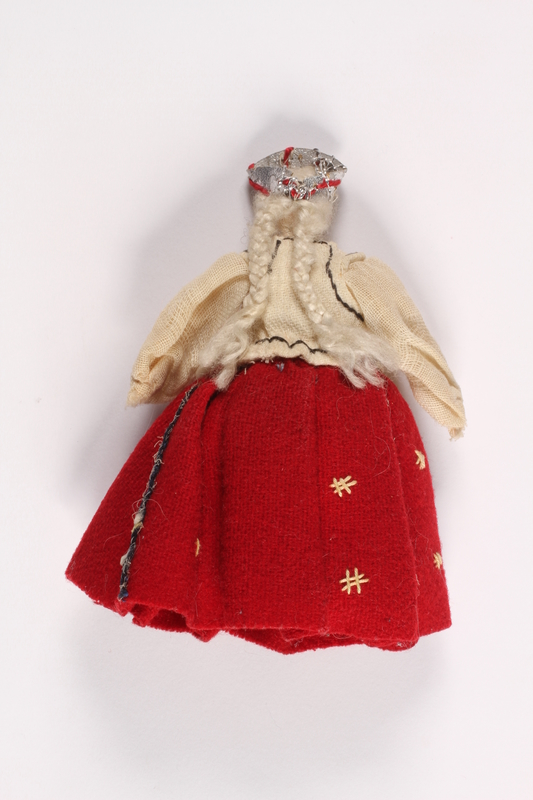2015.451.3 back Doll in traditional Latvian costume