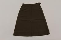 2015.451.34 front Uniform skirt  Click to enlarge