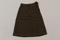 2015.451.35 front Uniform skirt  Click to enlarge