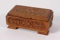 2015.451.48 a-b front decorative wooden box  Click to enlarge