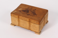 2015.451.50 a-b front decorative wooden box  Click to enlarge
