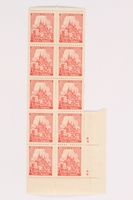 2002.436.43 front Czech postage stamps, 120K  Click to enlarge