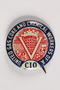 United Gas, Coke and Chemical Workers of America pin