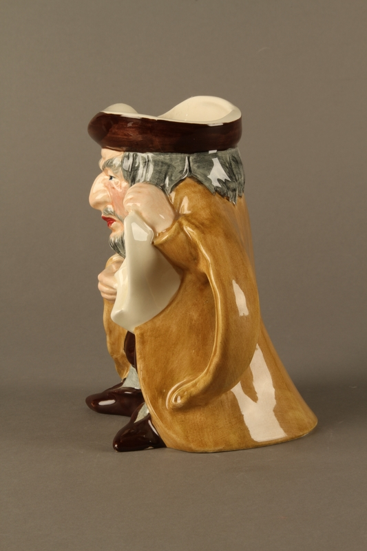 Melba Ware Toby Jug Of Shylock Collections Search United States