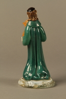 2016.184.41 back Murano glass figure of a Jew holding a full money bag  Click to enlarge
