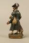 Terracotta figurine of a Jewish haggler