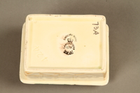 2016.184.86_a-b bottom Ceramic box with Fagin's image on the lid  Click to enlarge