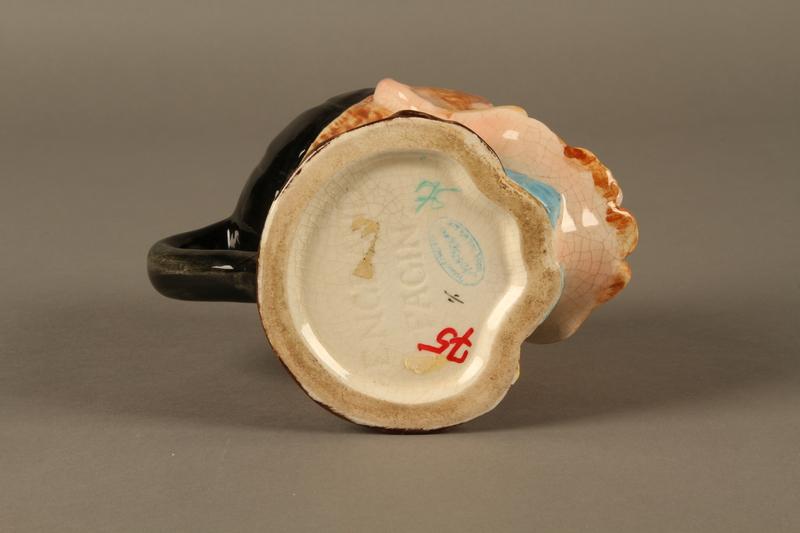 2016.184.88 bottom Fagin ceramic mug by Avon Ware