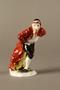 Capodimonte figurine of a Jewish gentleman