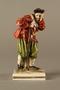Ginori porcelain figurine of the Wandering Jew