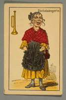 2016.184.132 g front Schwarzer Peter playing card deck with German social roles  Click to enlarge